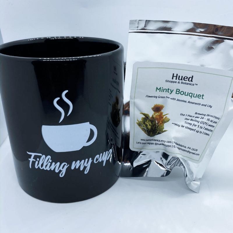 fill my cup mug and tea