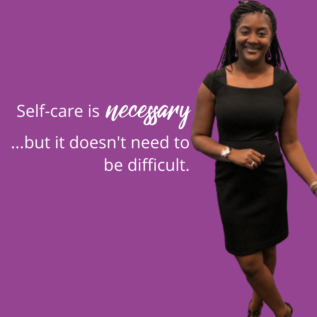 self care if necessary