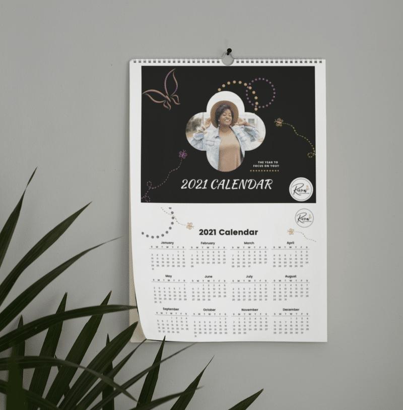 2021 Renew Calendar